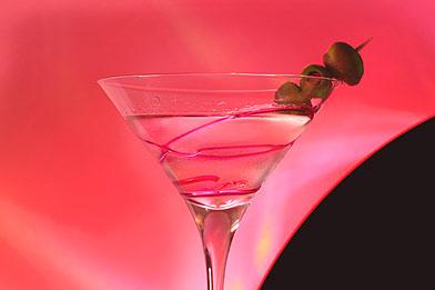 Voir la recette du cocktail Dry Martini