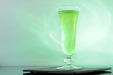 Voir la recette du cocktail Green day