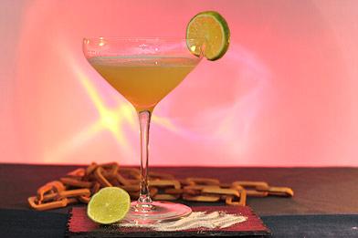 Voir la recette du cocktail Havana beach