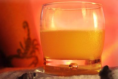 Voir la recette du cocktail Scorpion