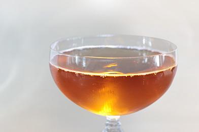 Voir la recette du cocktail Champagne Tory