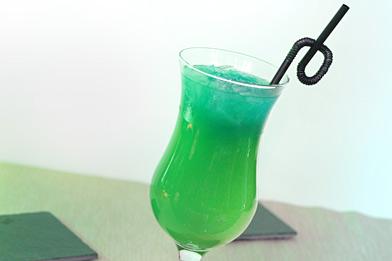 Voir la recette du cocktail Kiss My Asteroid