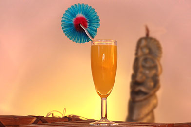 Voir la recette du cocktail Maya