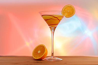 Voir la recette du cocktail Orange Blossom